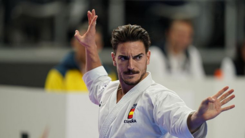 Premier League de Dubai de Karate 2020