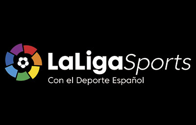 Claim LaLigaSports Color Negativo v1