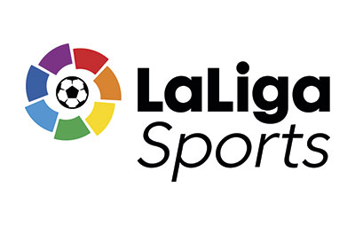 Logo LaLigaSports Horizontal Color v2